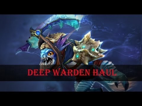 Deep Warden's Haul (Slark Set)