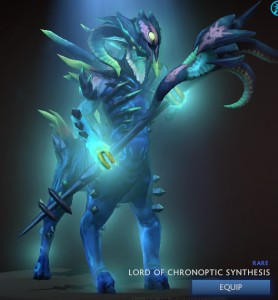 Lord of Chronoptic Synthesis (Leshrac Set)
