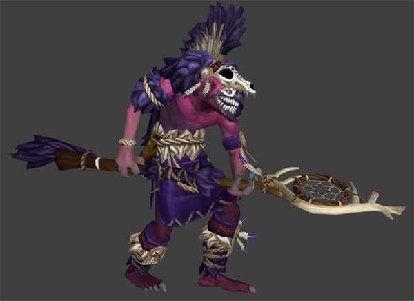 Ancestral Trappings (Dazzle Set)