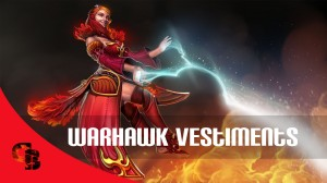 Warhawk Vestiments (Lina Set)