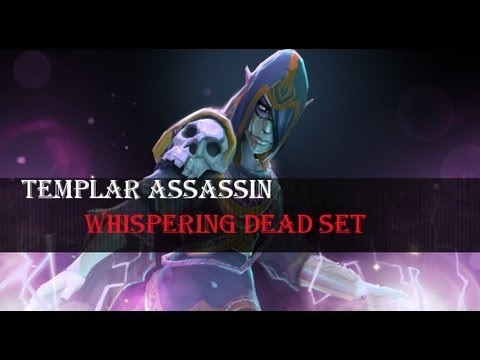 Whispering Dead (Templar Assassin Set)