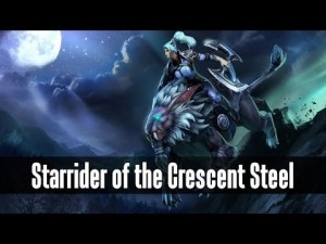 Starrider of the Crescent Steel (Luna Set)