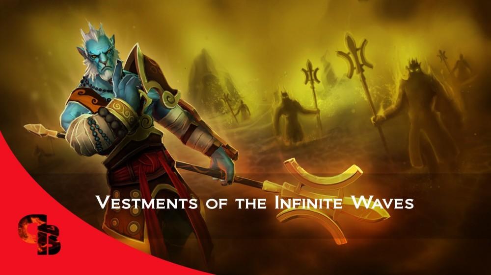 Vestments of the Infinite Waves (Phantom Lancer Set)
