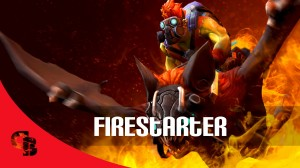 Firestarter (Batrider Set)