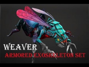 Armored Exoskeleton (Weaver Set)