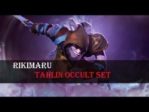 Tahlin Occult (Riki Set)