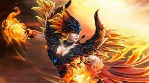 Fireflight Scion (Lina Set)