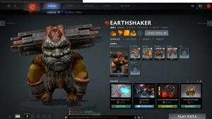 The Stoneshard Majesty (Earthshaker Set)