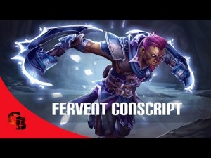 Fervent Conscript (Anti Mage Set)