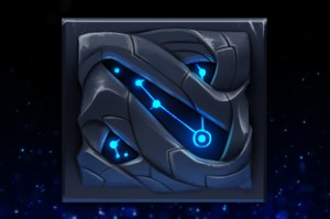Azure Constellation (HUD Skin)