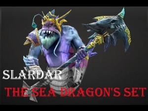 The Sea Dragon's (Slardar Set)