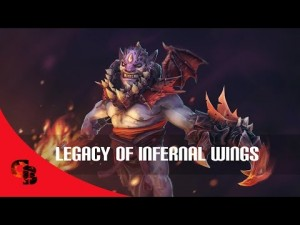 Legacy of Infernal Wings (Lion Set)