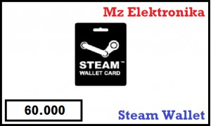 60rb Steam Wallet