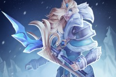 Charge of the Tundra Warden (Crystal Maiden Set)