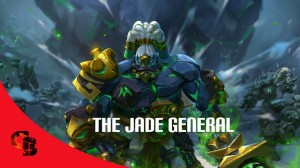 The Jade General ( earth spirit set )