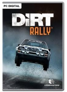 DiRT Rally (STEAM CD KEY)