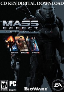 Mass Effect Trilogy CD Key