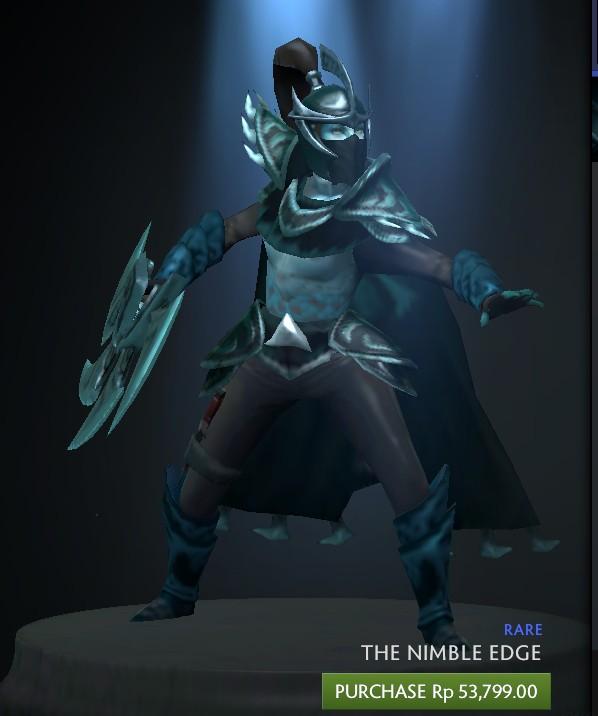 Nimble Edge (Phantom Assassin Set)