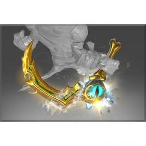 Genuine The Golden Barb of Skadi (Immortal Slark)