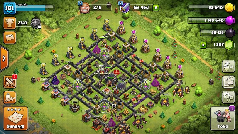 TownHall 9 #2