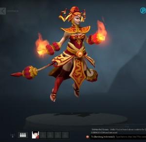 Dragonfire (Lina Set)