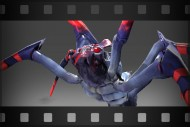 Taunt: Spider Shuffle (Broodmother)