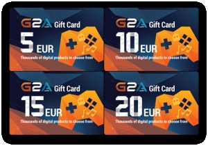 G2A Giftcard 5 Euro
