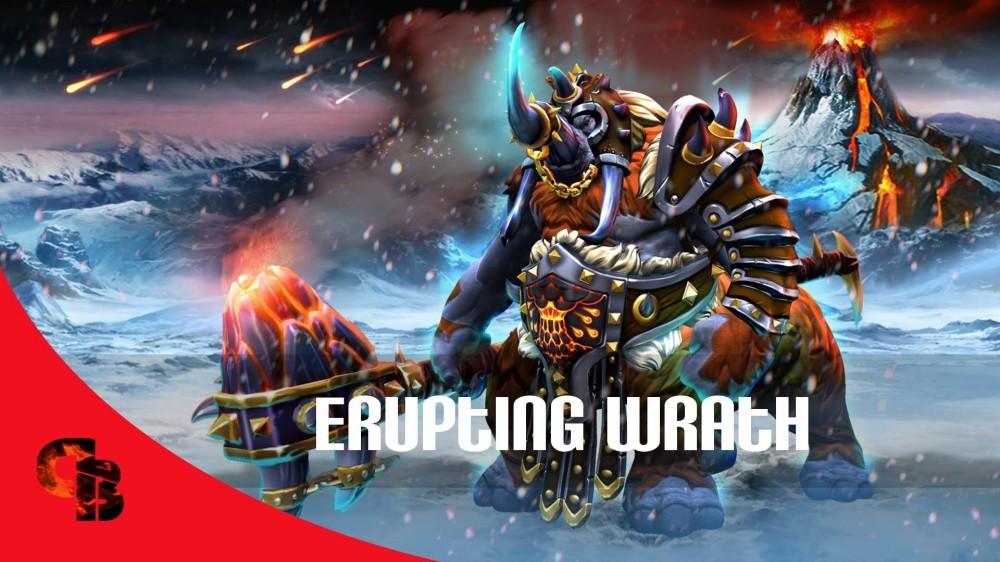 Erupting Wrath (Magnus Set)