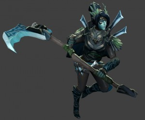 Dread of the Gleaming Seal (Phantom Assassin Set)