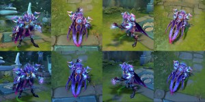 Fractured Envoy  (Arc Warden Set)