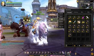 Char lvl 60 Gearmaster Plus Unicorn Tunggangan