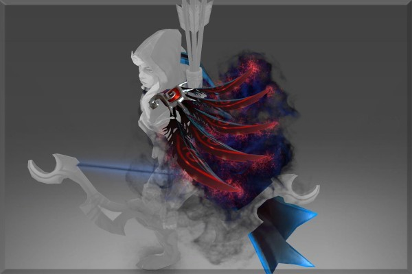 Drow Ranger Dota 2 Immortals: Jual Silent Wake (Immortal Drow Ranger) Game Dota 2
