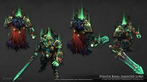 Haunted Lord (Wraith King Set)