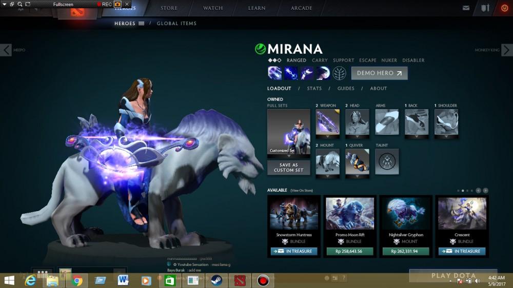 Pulsar Remnant (Immortal Mirana)