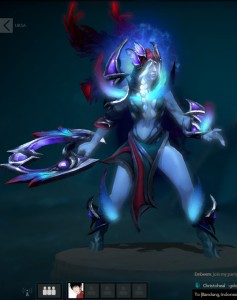 Omen's Embrace (Vengeful Spirit Set)