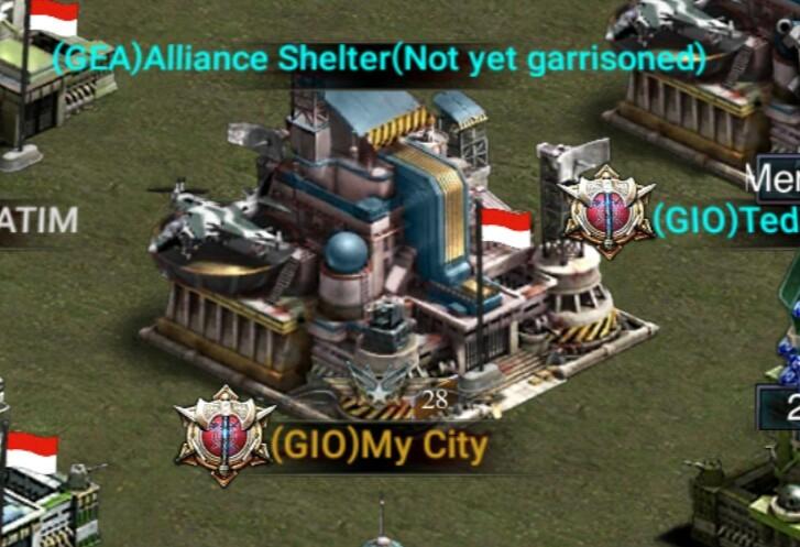 *last empire war z base 28 trops lv 9
