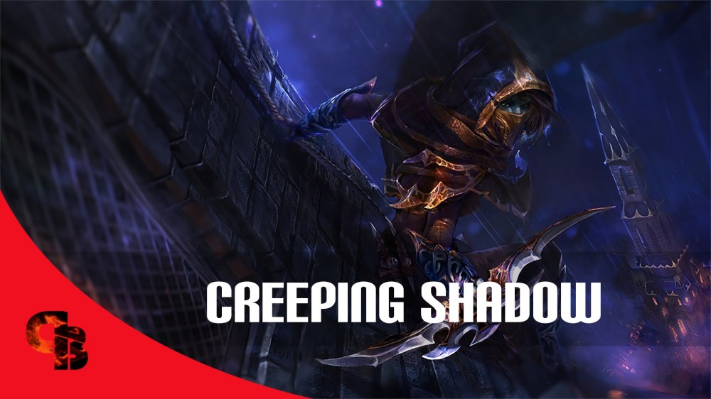 Creeping Shadow  (Phantom Assassin Set)