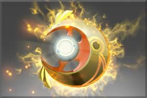 Golden Moonfall (Immortal Luna)