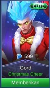 Christmas Cheer (Elite Skin Gord)