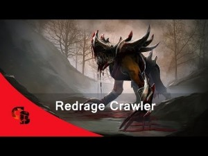 Redrage Crawler (Lifestealer​ Set)