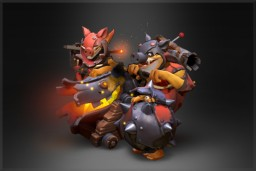 Exalted Swine of the Sunken Galley (Arcana Techies Set)