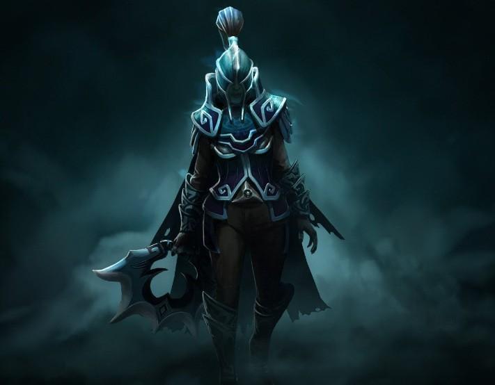 Dark Wraith - phantom assasin set