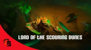 Lord of the Scouring Dunes (Sand King Set)