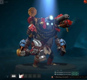 Mechanised Pilgrim (Clockwerk Set)