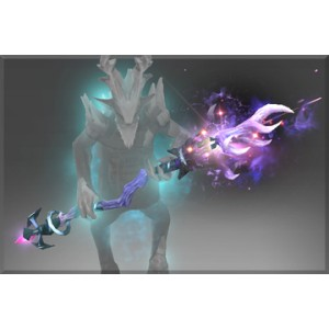 Inscribed Tormented Staff (Immortal Leshrac)