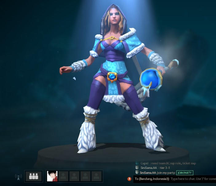 Heart of the North (Crystal Maiden Set)