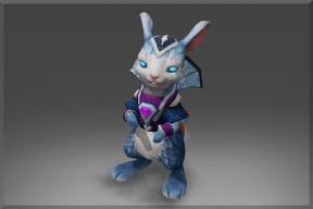 Arnabus the Fairy Rabbit (Courier)