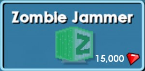 Zombie Jammer