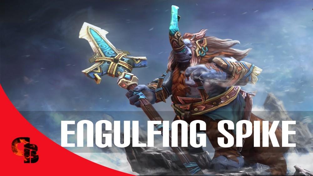 The Engulfing Spike (Magnus Set)