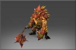 Heavy Barbed Armor (Bristleback Set)